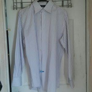 Hugo Boss long sleeve business casual shirt mens